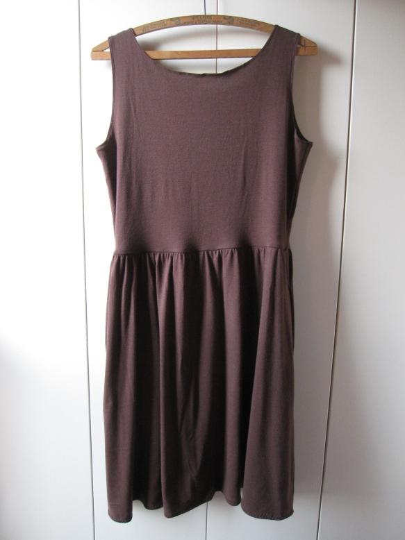 The Moneta dress