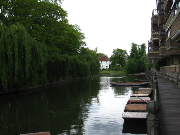 River in Cambridge